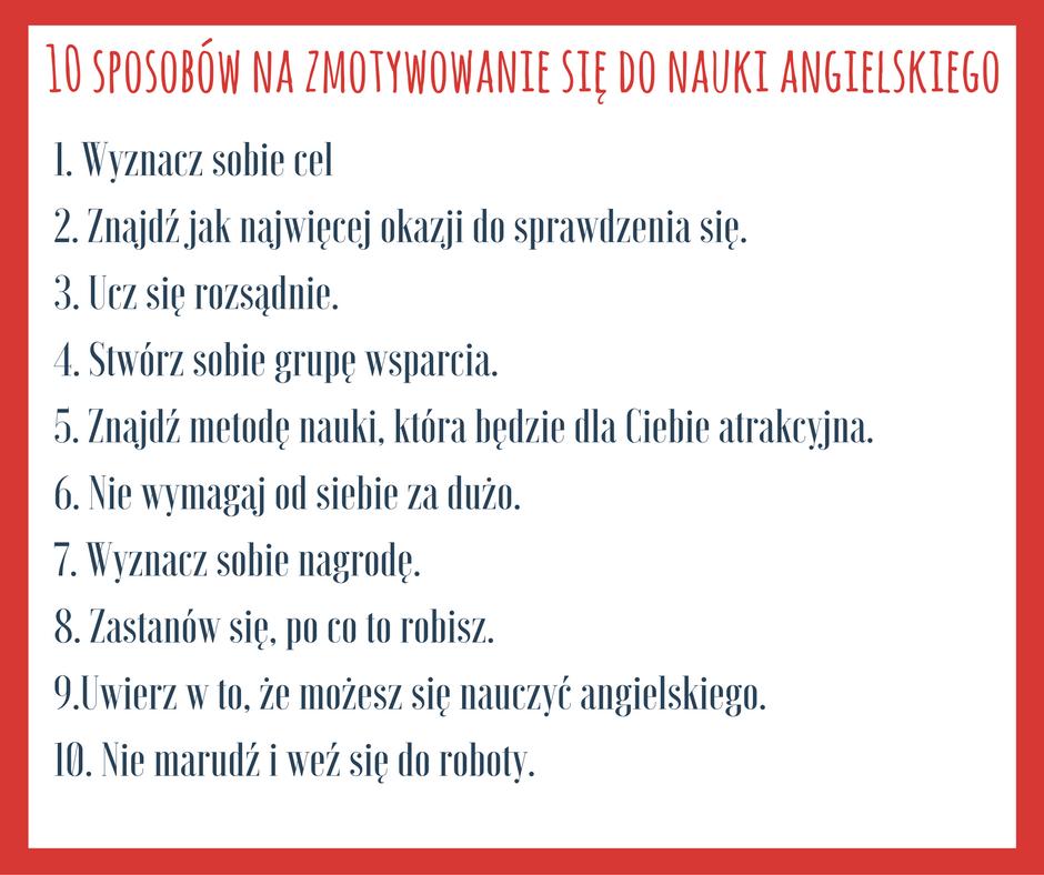 info-motywacja