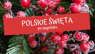 polskie święta po angielsku