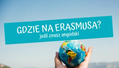 Erasmus bez znajomości języka