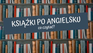 książki po angielsku