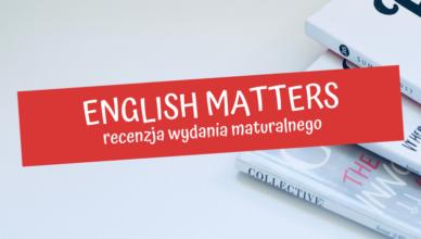 English matters recenzja