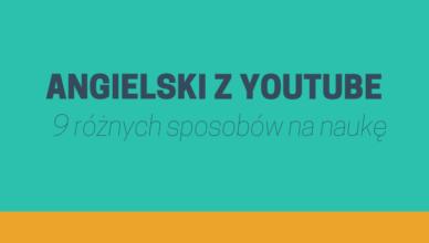 angielski z youtube